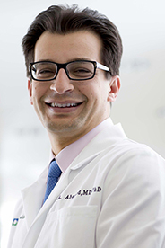 Mohamed Abazeed, M.D., Ph.D.